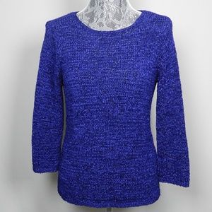 Chico's Knit Tunic Top 0 (4/S)